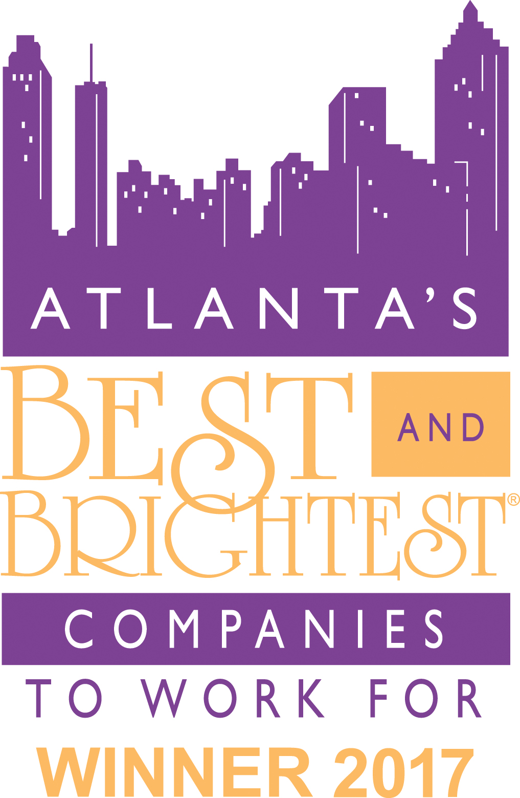 Atlanta's Best and Brightest Companies to Work For® logo